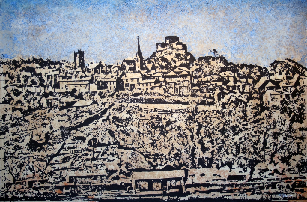 Launceston Skyline Dunheved Art